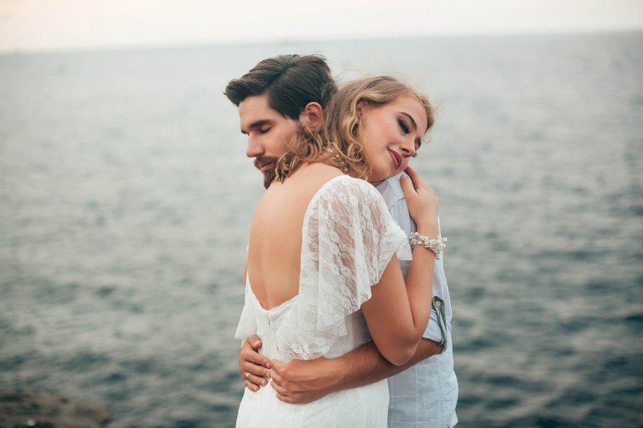 Sahil Düğün Fotoğrafları
