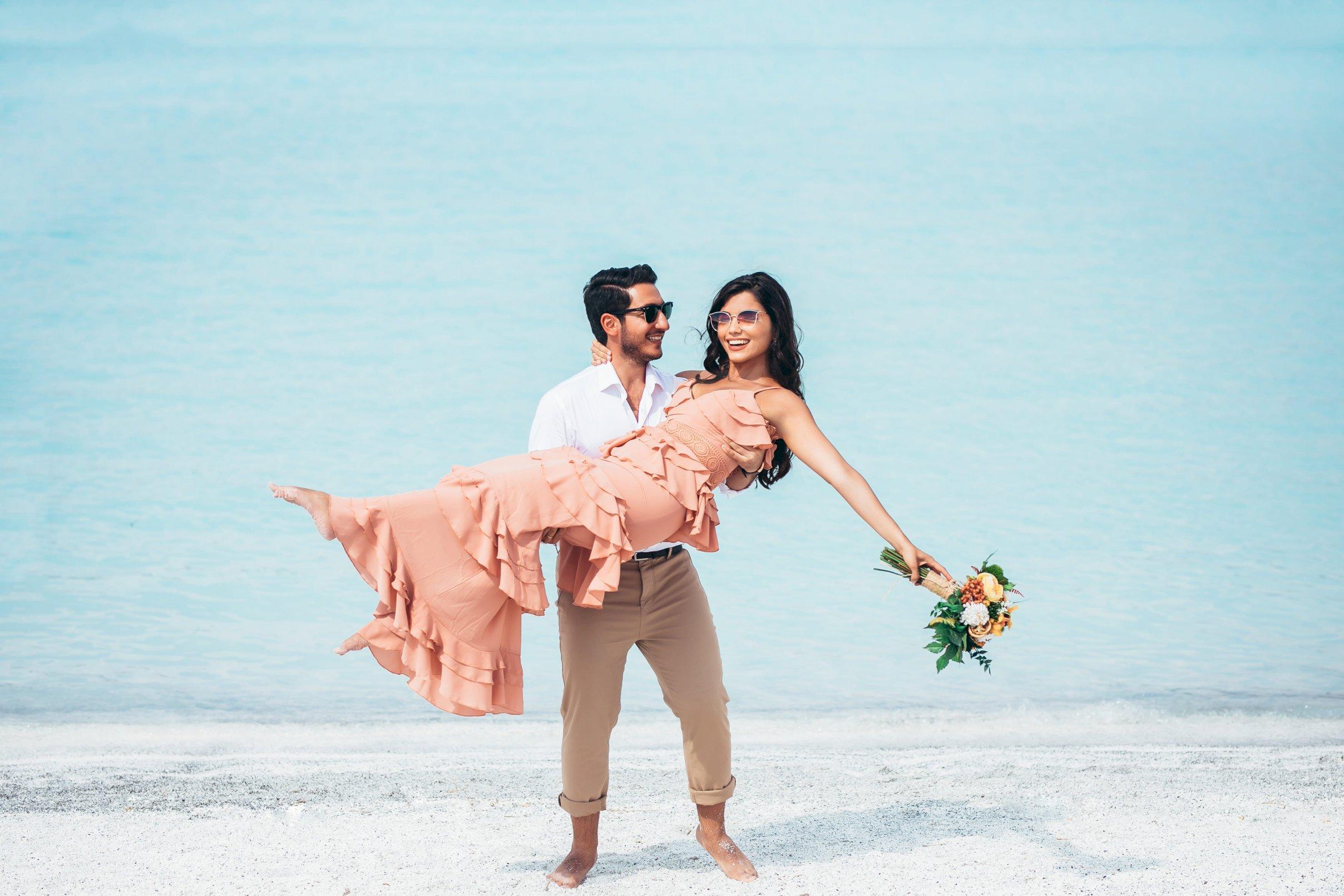 Salda Gölü Düğün Fotoğrafları